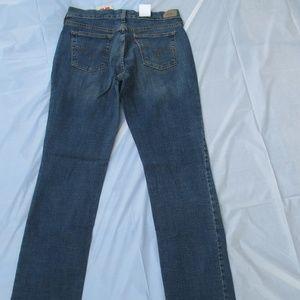 Levi's 505 Jeans 155050001 Straight Leg